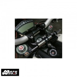 Matris 3D1140 Steering Damper Kit For Ducati Streetfighter 09