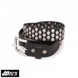 Helstons Cloutee Leather Belt