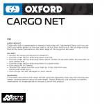 Oxford OX66 Cargo Net