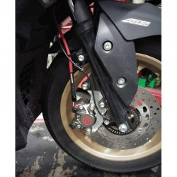 Hodaka AEROX155 Brake Caliper Bracket