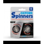 Oxford Black OX815 Spinners M6