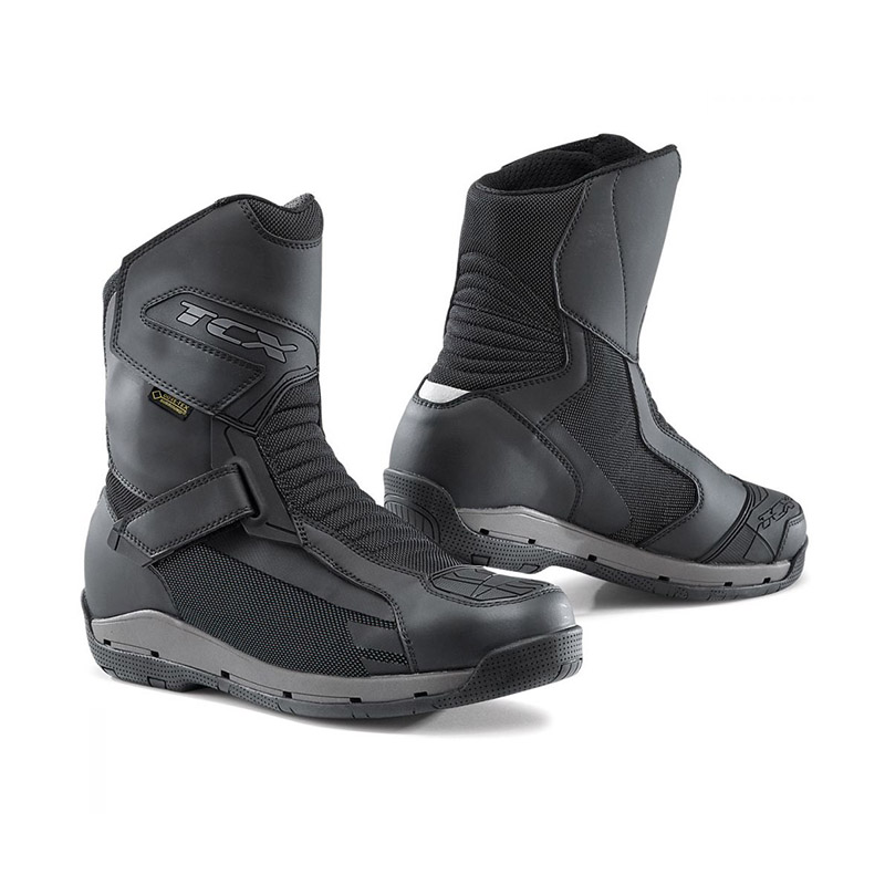 TCX 7139G Black GTX Airwire Surround Boots