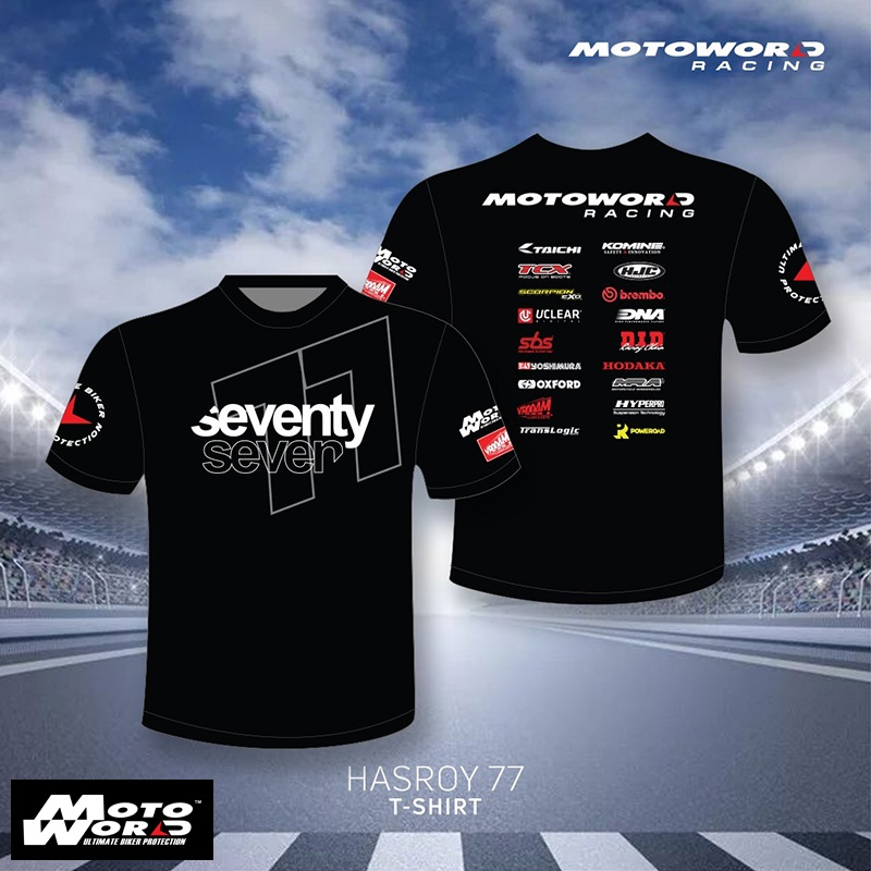 Motoworld Hasroy 77 T-Shirt