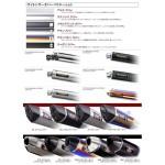 Yoshimura 110-126-8 Tri-Cone Full system for DRZ400SM 05-08