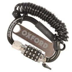 Oxford LK390 Lidlock - Black