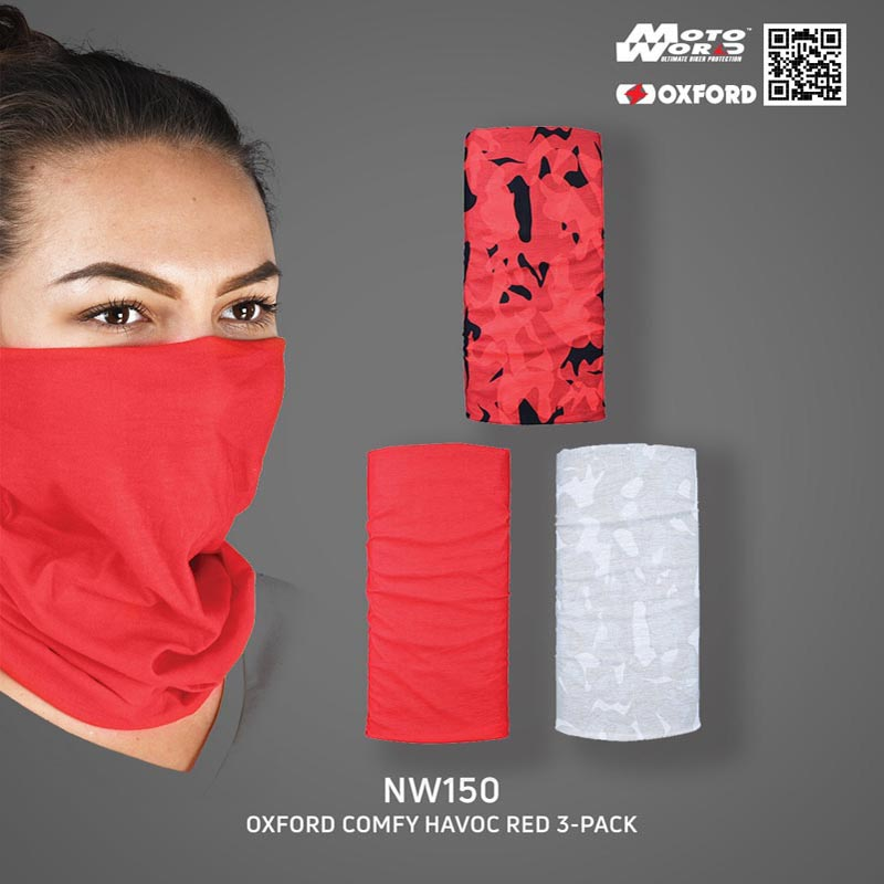 Oxford NW1 Comfy Havoc 3-Pack