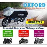 Oxford CV106 Umbratex Waterproof Motorcycle Cover (M-size)
