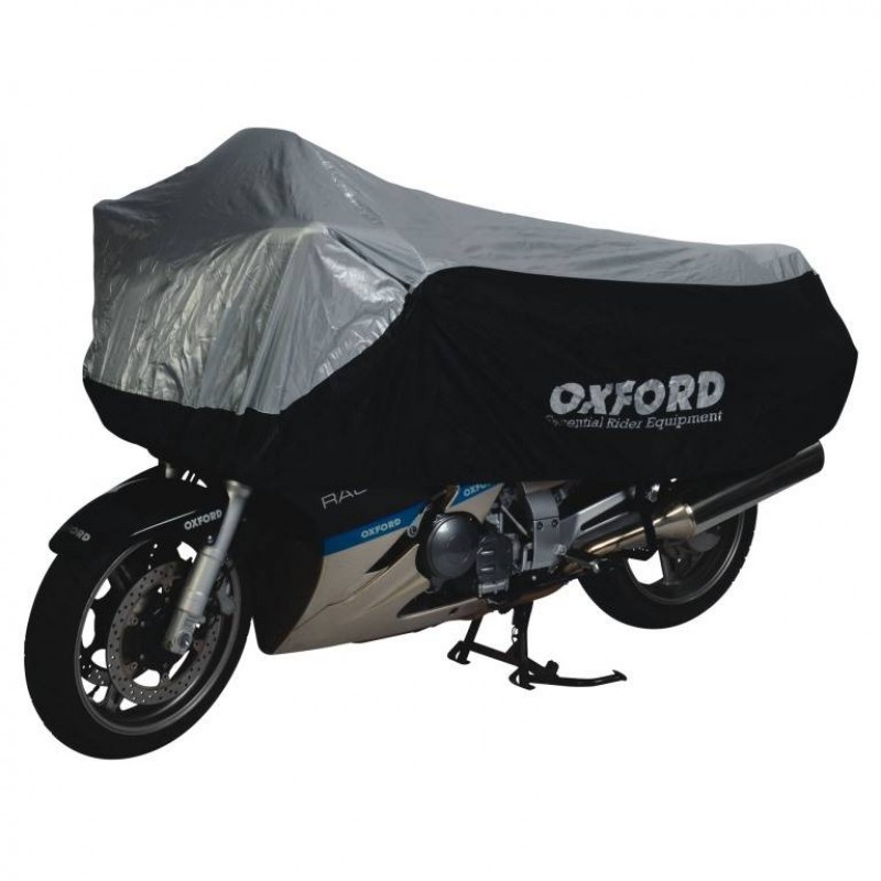 Oxford CV107 Umbratex Waterproof Motorcycle Cover (L-size)