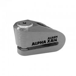 Oxford LK277 Alpha XA14 Alarm Disc Lock (14m)