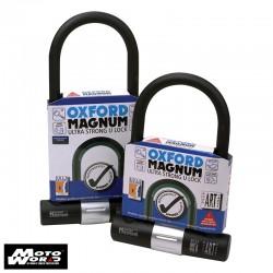 Oxford OF17 Magnum U-Lock With Bracket