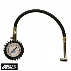Oxford OF313 Tyre Gauge Pro(Dial Type)0-60PSI