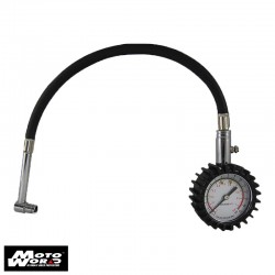 Oxford OF314 Tyre Gauge Pro(Dial Type)0-15PSI