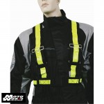 Oxford OF426 Reflective H-Belt Yellow