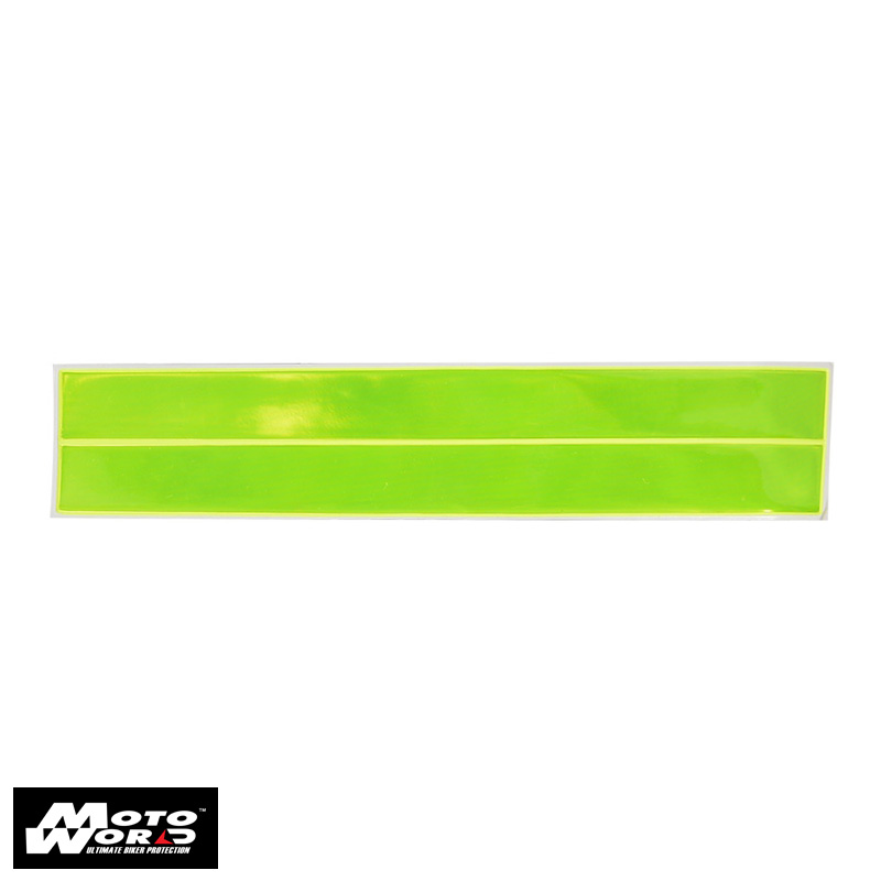 Oxford RE461 Bright Strips Yellow