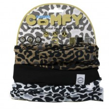Oxford NW100 Comfy Leopard 3-Pack