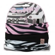 Oxford NW101 Comfy Zebra 3-Pack