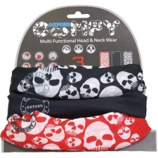 Oxford NW106 Comfy Skulls 3-Pack