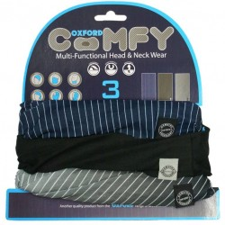 Oxford NW109 Comfy Pinstripe 3-Pack