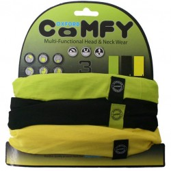 Oxford NW116 Comfy Green/Black/Yellow 3-Pack