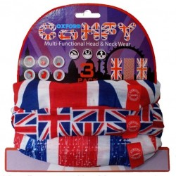 Oxford NW120 Comfy Union Jack 3-Pack