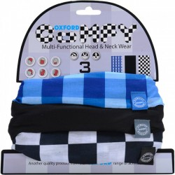 Oxford NW136 Comfy Gingham 3-Pack