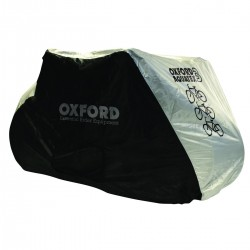 Oxford CC102 Aquatex Bicycle Cover - 3 Bikes