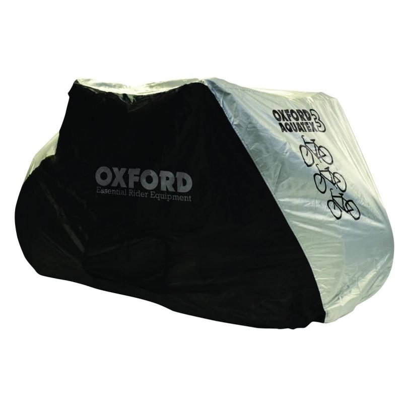 Oxford CC102 Aquatex Bicycle Cover - 2 Bikes