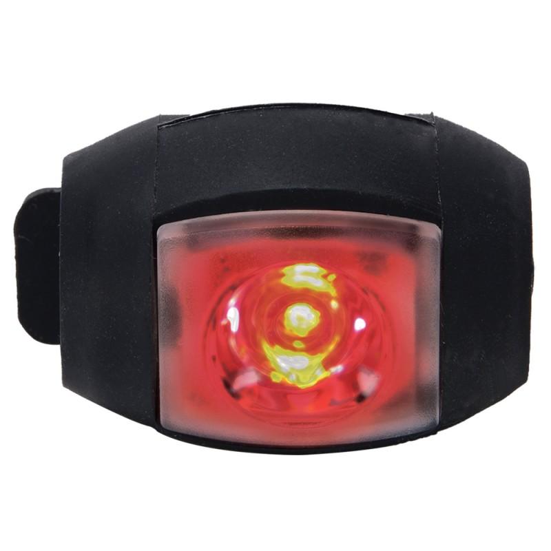 Oxford LD702 Ultratorch Usb Silicon Rear Led Light- Black