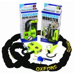 Oxford OF32M Monster Disc Lock Black