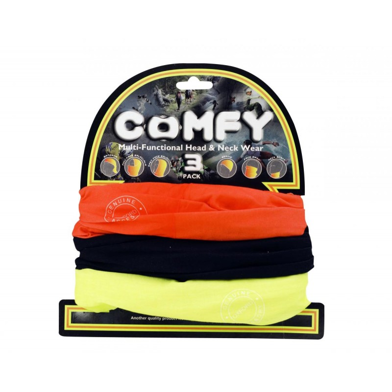 Oxford OF959 Comfy Fluorescent Pack - 3 Pack