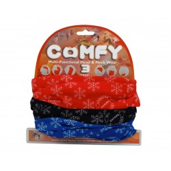 Oxford OF967 Comfy Snow - 3 Pack