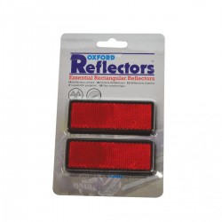Oxford OX110 Reflectors - Rectangular (Pair)