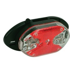 Oxford LD287 Ultratorch 5 Led Carrier Tail Light 50-80mm