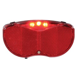 Oxford LD704 Ultratorch Carrier Mount 5 Led Rear Light
