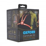 Oxford LD720 Commuter X4 Fibre Optic Rear Light
