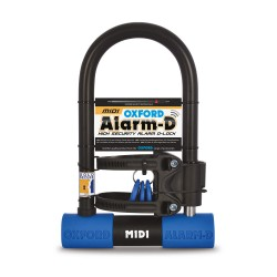 Oxford LK355 Alarm-D Midi 260mm X 173mm
