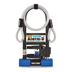 Oxford LK357 Alarm-D Max Duo 320mm X 173mm