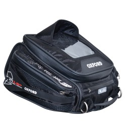 Oxford OL216 Q15R Tank Bag - Black