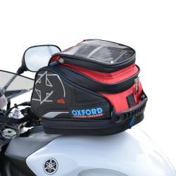 Oxford OL276 X4 QR Tank Bag - Red