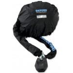 Oxford OF211 OxfordLid Locker Lockable Helmet Bag (Black) Lock Not Included