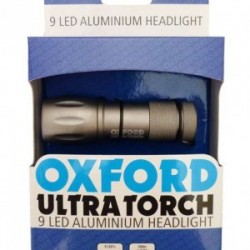 Oxford OF309 9 Led Aluminium Front Light