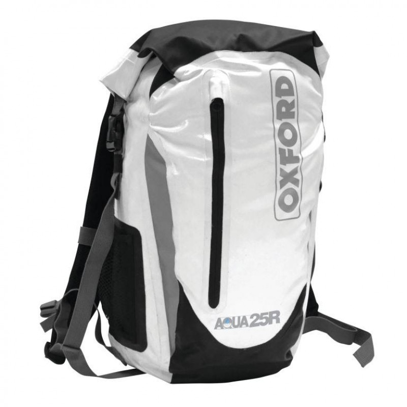 Oxford Aqua 25R All-Weather Back Pack (White)