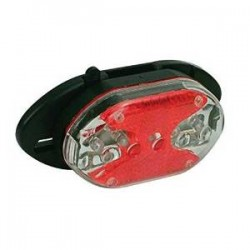 Oxford OF287 Carrier Fit Led Tail Light+Reflector