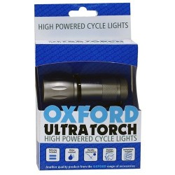 Oxford Ultra Torch High Powered 1w Front Light OF485
