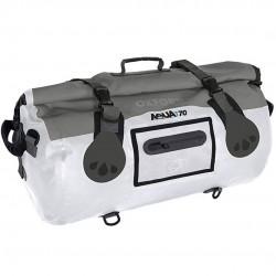 Oxford OL972 Aqua T-70 Roll Bag - White/Grey