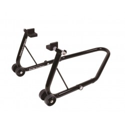 Big Black Bike Paddock Stand (Rear)