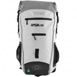 Oxford OL960 Aqua B-25 Backpack White/Grey Colour