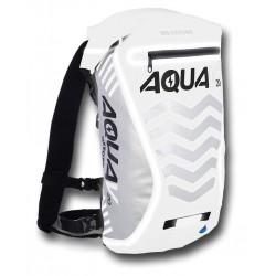 Oxford OL996 Aqua V20 Backpack White