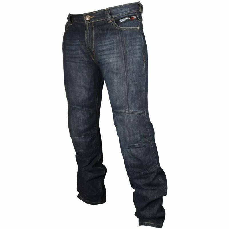 Oxford Aramid Sp-J3 Jeans Blue Colour