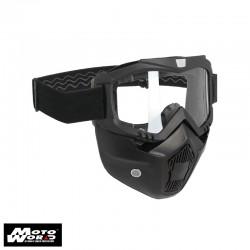 Oxford OX231 Assault Street Mask-Black